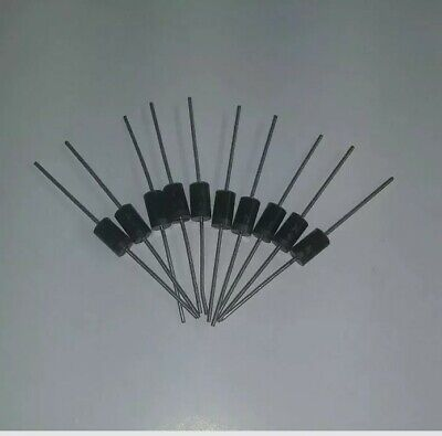 10pcs 1n4001 1a 50v Rectifier Diodes Shipped From Usa