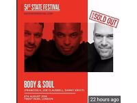 51st State Festival Ticket x 1