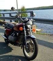 Original 1976 Honda Goldwing GL1000