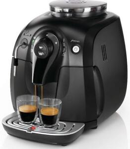 Espresso Automatic Coffee Machine Saeco Philips Xsmall Series 2000 HD8651/14 - Refurb - BESTCOST.CA