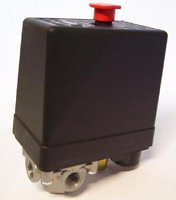 Druckschalter für Kompressor Druckregler 230 V TOP + NEU Kompressorschalter