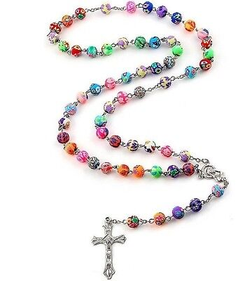 Joyous Red Rosary