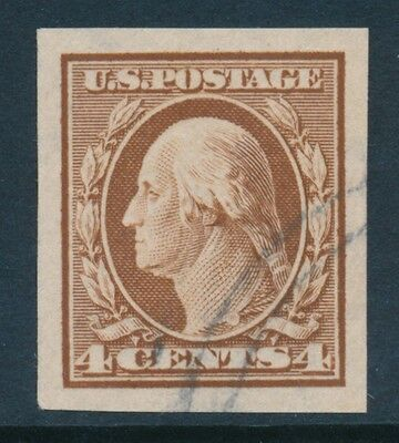 U. S. Scott #346 Superb Centering (Used) SCV:$25.00