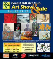 Art Show & Sale, Craft Show