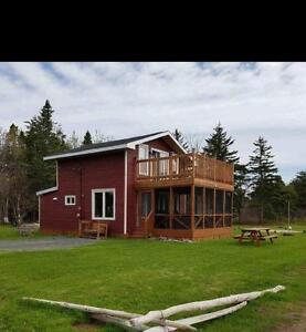 Tracadie Cottage rental