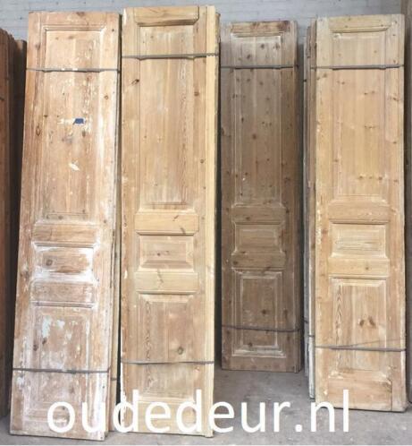 Setjes Oude Deuren Series Kast Deuren Dubbele Deuren