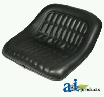 Fordnew Holland Replacement Seat Black Vinyl. Fits Many Models.