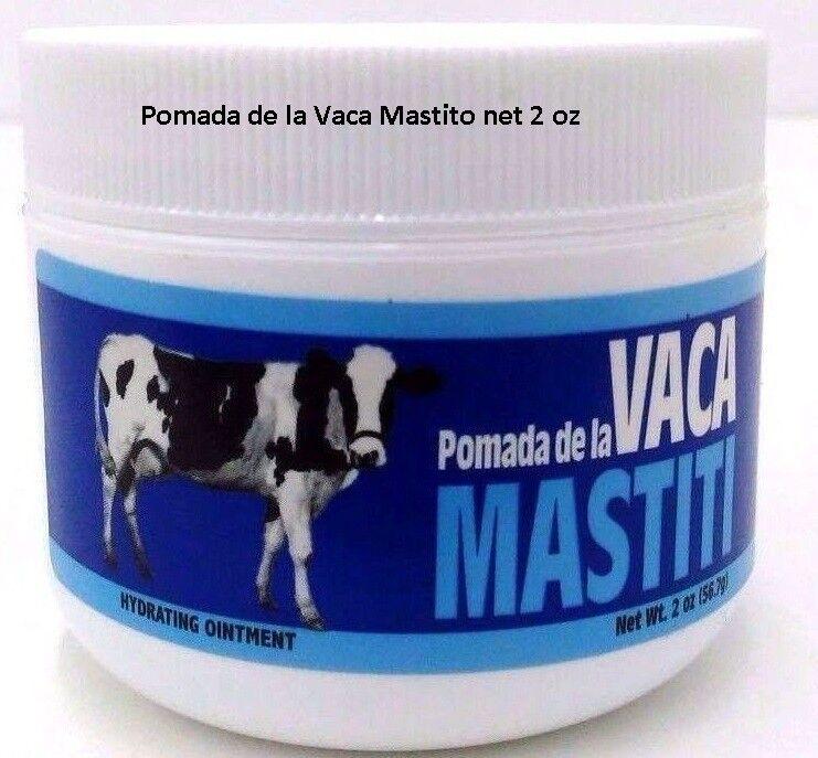 POMADA DE LA VACA MASTITI 2 OZ HYDRATING OINTMENT