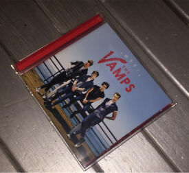 The Vamps CD