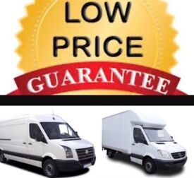 Urgent 24/7 MAN AND VAN HOUSE OFFICE STUDENTS REMOVALS TRANSIT AND LUTON VAN HIRE UK