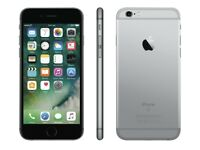 iPHONE 6 16GB, UNLOCKED, SHOP RECEIPT & WARRANTY