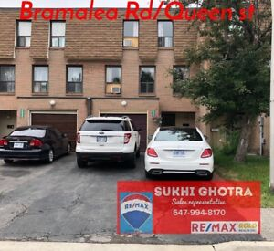 Townhouse Brampton 4+1 bedroom