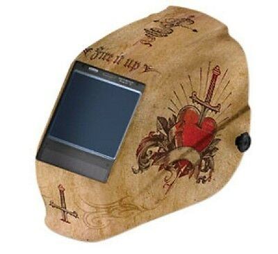 Jackson Halox Truesight Welding Helmet 30314 Tattoo Lowest Price New In Box
