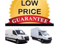 RELIABLE 24/7 MAN AND VAN HOUSE OFFICE STUDENTS REMOVALS TRANSIT AND LUTON VAN HIRE UK& EUROPE