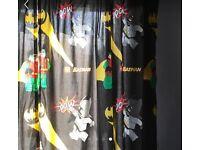 Batman curtains