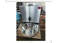 A caravan sink for sale