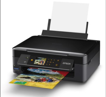 Epson XP-410 Printer and Ink