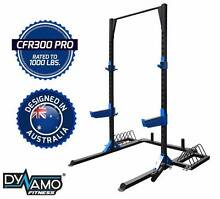 Squat Half Rack , 2 J-Hooks , 2 Spotters , Heavy 3MM FRAME Malaga Swan Area Preview