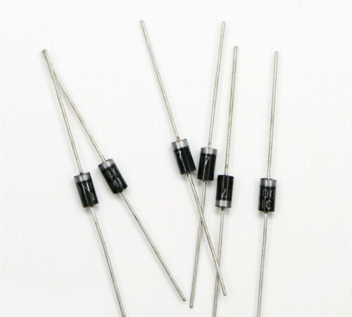 20Pcs 1N4007 4007 In-line Rectifier Diode 1A 1200V In-line