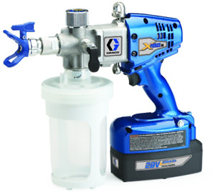 Graco XForce HD 28V Cordless Airless Sprayer