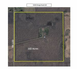 Land for Sale - 160 Acres