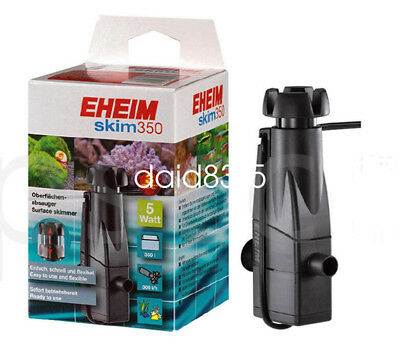 Skim Filter (Germany EHEIM Skim 350 Protein Water Filter for Aquarium FISH TANK skimmer )