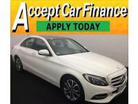 Mercedes-Benz C250 FROM £98 PER WEEK!