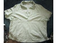 Lovely pale green polo shirt, size 22