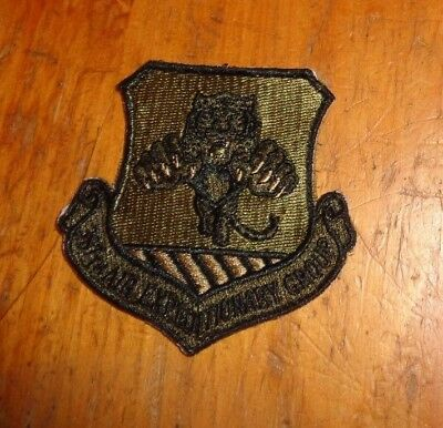 387TH AIR EXPIDITIONARY GROUP, SCORPION,MULTI-CAM,w/HOOK  LOOP 1