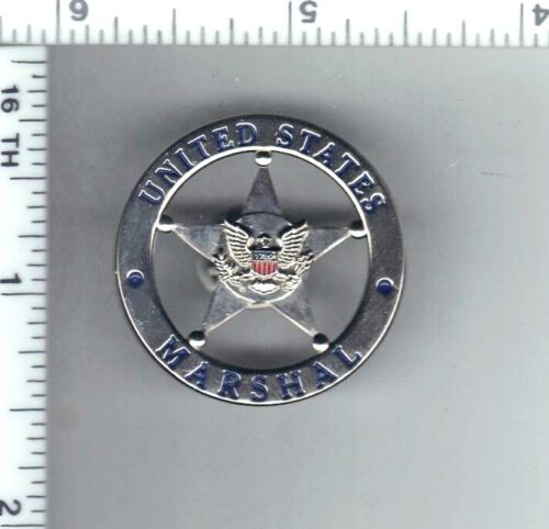 United States Marshal 1-Inch Lapel Pin