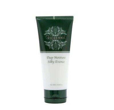 RICHENNA Deep Moisture Silky Essence 180 ml 6 Fl Oz Conditioning and Styling