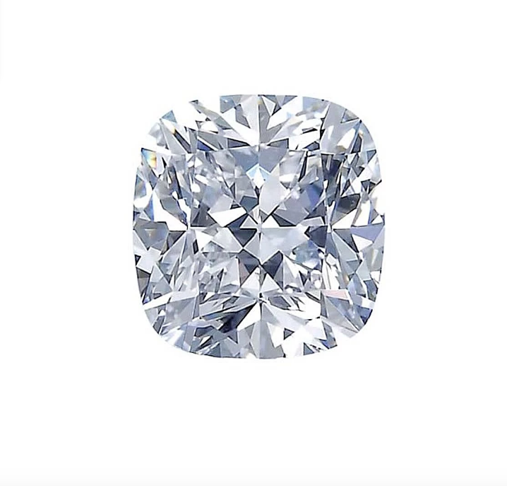0.94ct Cushion Cut Loose Diamond GIA Certified K Color I Clarity
