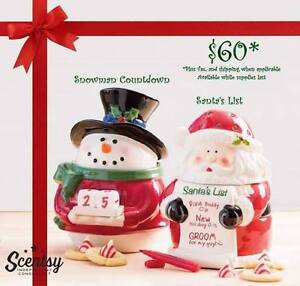Scentsy Holiday Orders going in soon