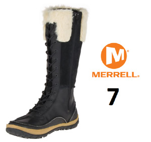 Merrell Women's Tremblant Tall Polar WTPF Knee High Boots sz 7