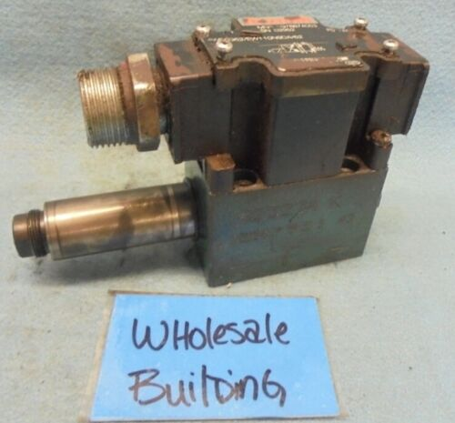 REXROTH R978847053 DIRECTIONAL CONTROL VALVE, 4WE6D62/EW110N9DA/62, 5100 PSI