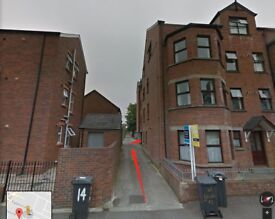Car parking space to rent on eglantine place,near Queens University