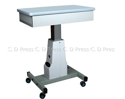 New Optical Eyeglass Motorized Optometrist Electric Work Table Ly-3adt