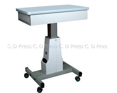 New Optical Eyeglass Motorized Optometrist Electric Work Table Ly-3adt