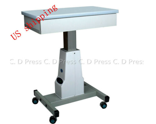 US New Optical Eyeglass Motorized Optometrist Electric Work Table LY-3DT