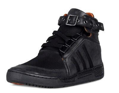 Rare! adidas Y-3 Yohji Yamamoto Hayworth Black Sneaker Sz:US6.5/39.5 Retail $290