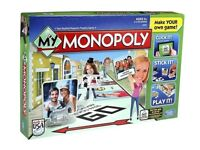 My Monopoly Board Game (NEW)