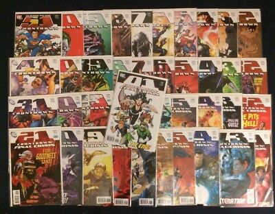 Countdown collection 41 issue collection DC Comics VF/NM