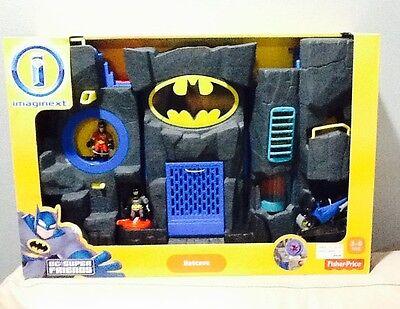 Fisher Price Imaginext DC Super Friends Bat Cave Kohls Exclusive