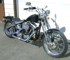 Custom Built Springer Softail