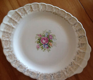 LIMOGES PLATTER 22K GOLD TRIM& other dining pieces See all