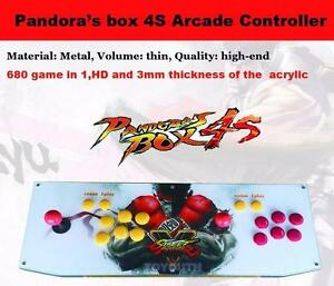 "All-In-One Arcade System With HDMI and VGA Outputs ""FREE SHIPPING & Save the GST!"""