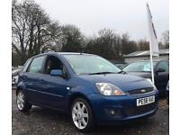 2008 Ford Fiesta 1.4 TDCi Zetec Blue Edition 3dr