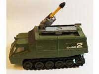 Dinky UFO Shado 2 Mobile Vehicle tank corgi matchbox solido model toy