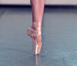 Looking for Pointe Shoes
