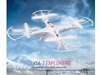 Drone Quadrcopter BRAND NEW 30£!!!
